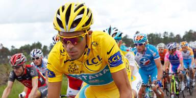 Contador bei Tour de France-Sieg gedopt