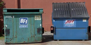 Müll Container Müllcontainer Müll-Container