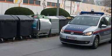 Bursch verletzt sich bei Flucht vor Polizei