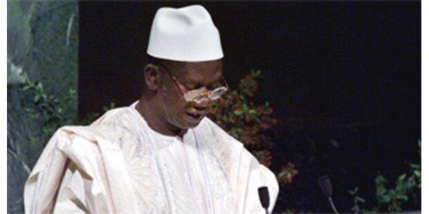 Militärputsch in Guinea nach Tod von Präsident Conté