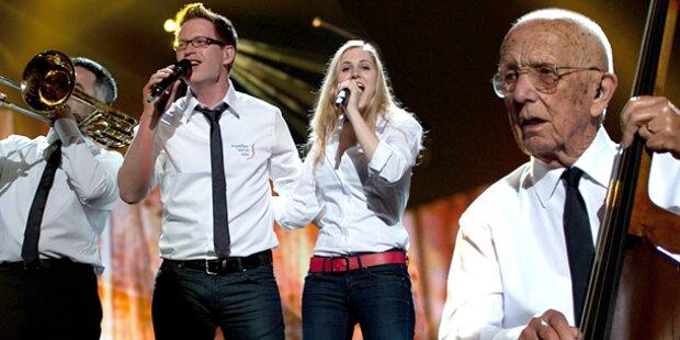 95-Jähriger für Schweiz beim Song Contest