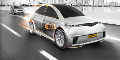 Conti bringt genialen Elektro-Antrieb
