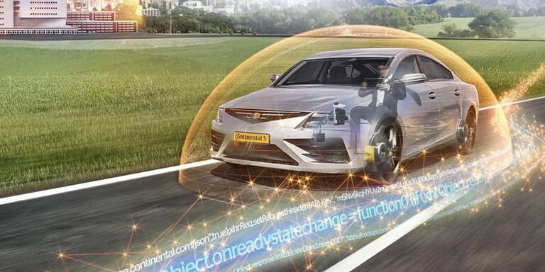 Conti verbindet Reifen mit dem Internet