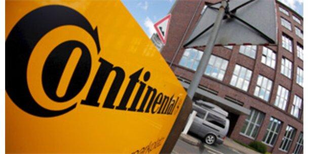 Continental nach Schaeffler-Übernahme vor Aufteilung