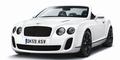 Bentley Continantel Supersports Convertible. Bild: Werk