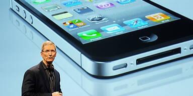 Apple-Chef verteidigt sich