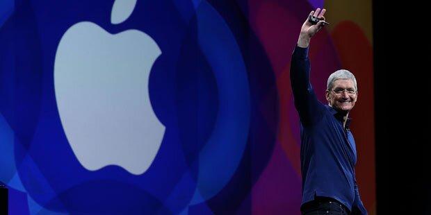 Apple beugt sich Trump-Forderung