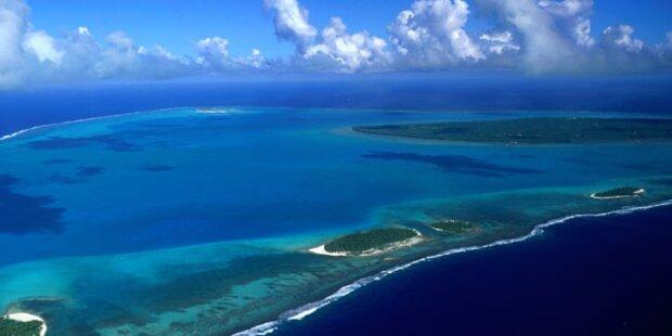 Cookinseln: Weltgrößte Meeresschutzzone