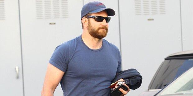 Bradley Cooper kaum wiederzuerkennen