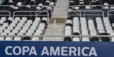 Copa America versinkt im Corona-Chaos