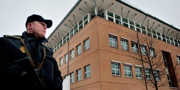 Vereitelte Anschläge: 4 Verdächtige in Haft