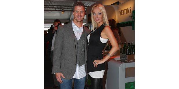 Cora Schumacher will Mode an die Frau bringen