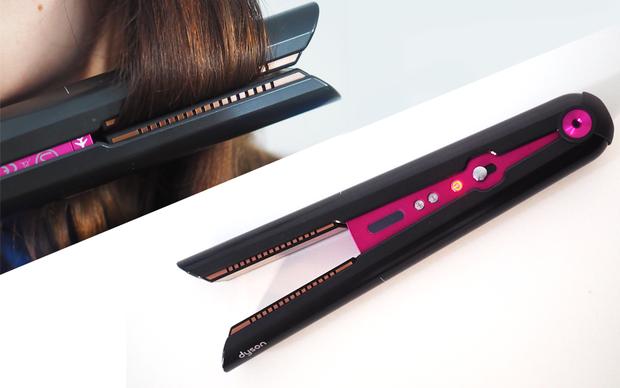 Dyson Corrale: Der Premium-Haarglätter im Test