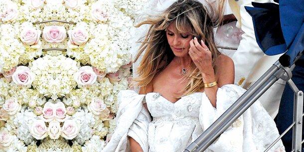Heidi Klum Hochzeit