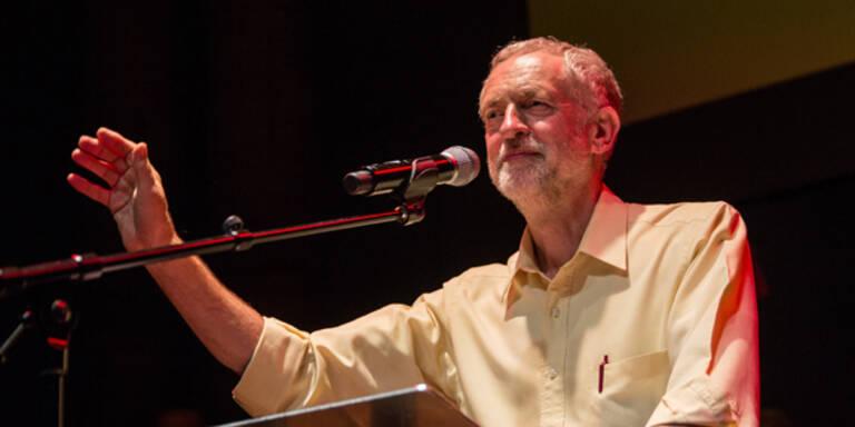 Linker Rebell Corbyn neuer Labour-Chef