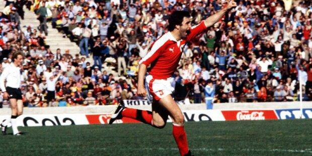 WM 1978: Hans Krankl schickt die