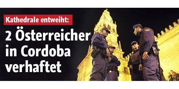 Österreicher provozieren spanische Polizei