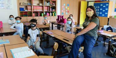 Neuer Simulator zeigt Corona-Gefahr in Schulen