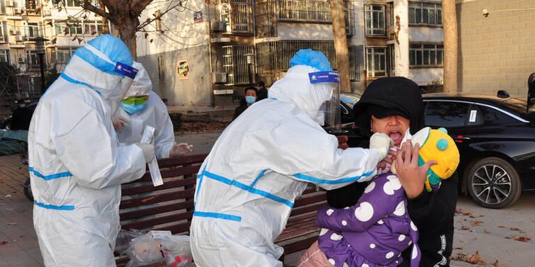China: Größter Corona-Ausbruch seit Monaten