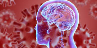 Coronavirus Kopf