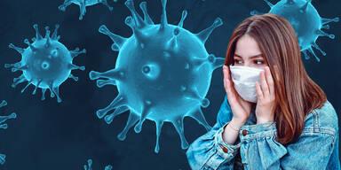 Immunitaet nach Corona-Infektion laesst rasch nach | Neue Schock-Studie