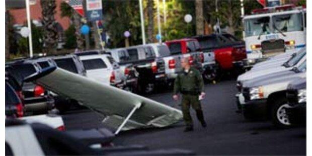Kleinjet-Kollision fordert vier Tote in den USA