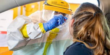 Zahl der aktiven Corona-Fälle in Wien sinkt weiter