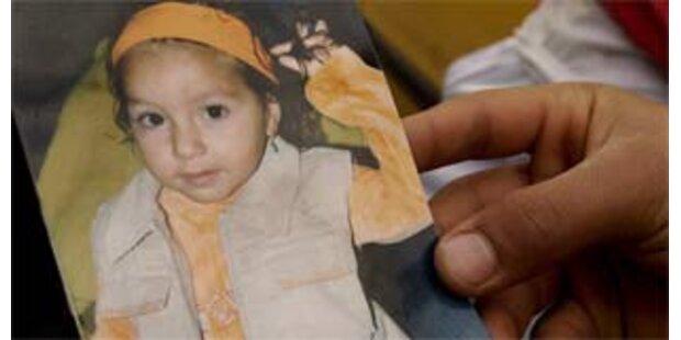 Spanisches Mädchen wie Maddie verschwunden