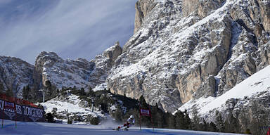 Damen-Kombi in Cortina abgesagt