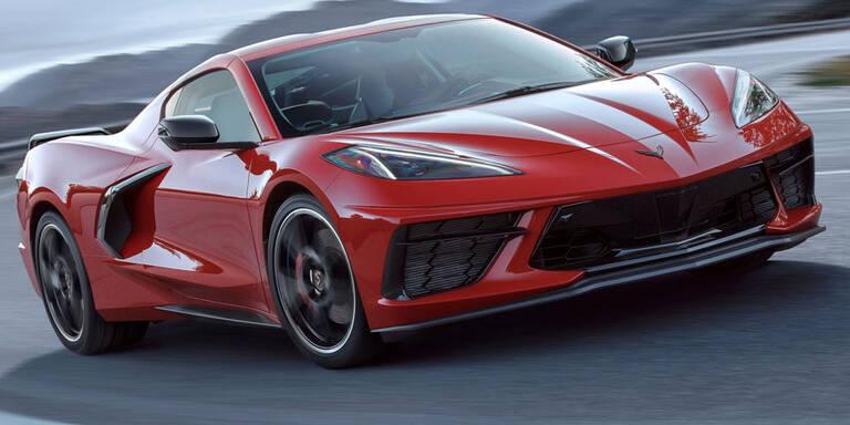 Neue Corvette C8 ist ein Porsche-911-Killer