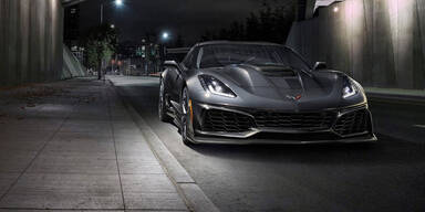 Neue ZR1: Stärkste Corvette aller Zeiten