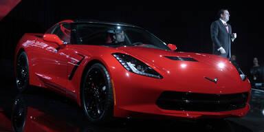 Das ist die neue Corvette C7 Stingray