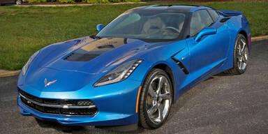 Corvette C7 kommt als Premiere Edition