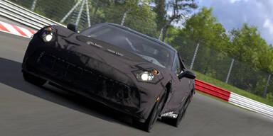 Testfahrt mit der neuen Corvette C7 möglich