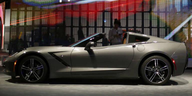 GM plant offenbar eine Elektro-Corvette