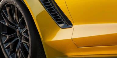 GM zeigt die neue Corvette Z06