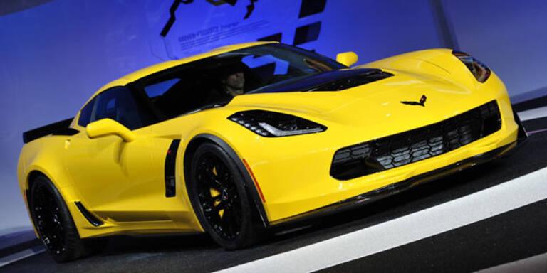 So kommt die neue Corvette Z06
