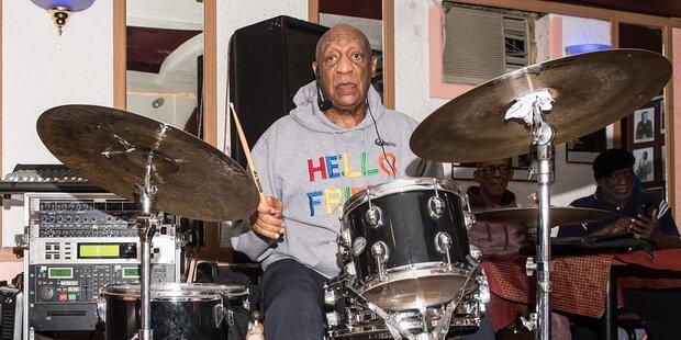 Cosby: Nach Skandal zurück auf Bühne