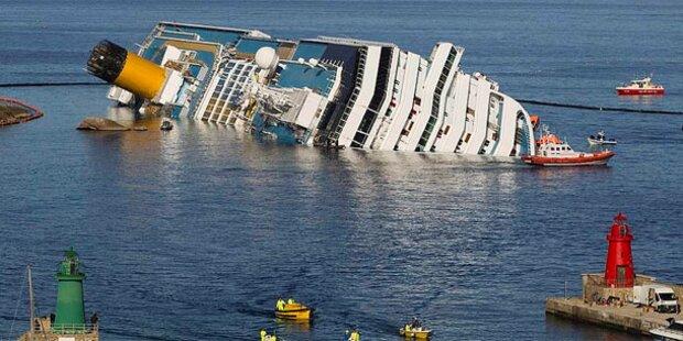 Concordia-Unglück: Zwölfte Leiche gefunden