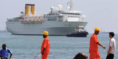 Costa Allegra: Verursachte Ölleck Brand?
