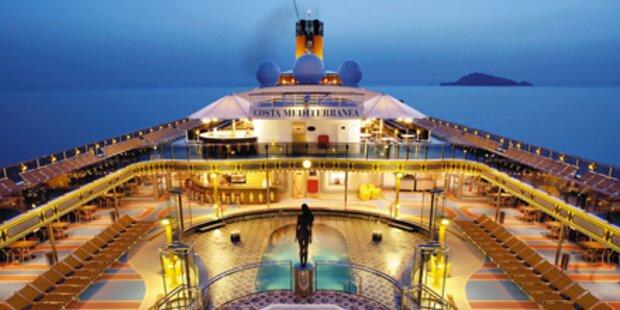 Cruisen Sie in den Urlaub