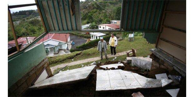 Mehr als 70 Tote nach Erdbeben in Costa Rica