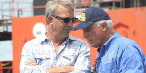 Ölpest: BP setzt nun auf Kevin Costner