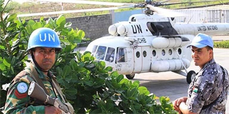 Wieder mehr UNO-Truppen in Cote d'Ivoire