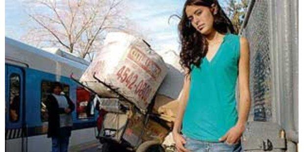 Argentinisches Model macht Bilderbuchkarriere