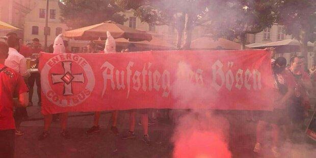 Rassismus-Skandal im deutschen Fußball