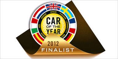 Car of the Year 2012: Die 7 Finalisten
