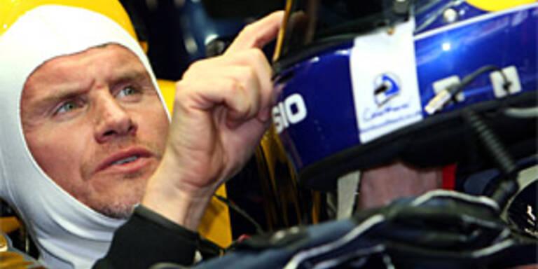 Coulthard zieht über F1-Kollegen her