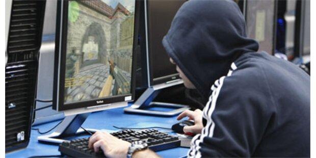Stuttgart gegen Computerspiel-Turnier