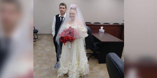 Brautpaar stirbt nur Minuten nach der Hochzeit